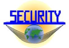 Sicherheit lizenzfreies stockfoto