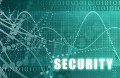 Sicherheit vektor abbildung