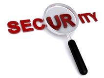Sicherheit Stockfotografie