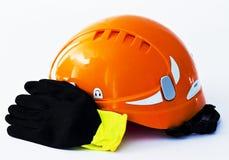 Sicherheit am Arbeitsplatz Stockbilder