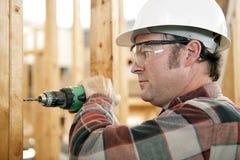 Sicherheit auf dem Job Stockbilder