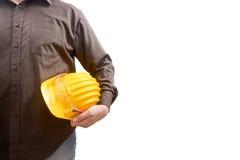 Sicherheit an dem Arbeitsplatz Stockfotos