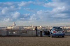 Sicherheit Rom stockbild