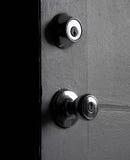 Sicherheit zu Hause Lizenzfreies Stockbild