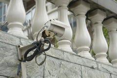 Sicherheitsüberwachung Lizenzfreie Stockfotos
