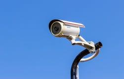 Sicherheits-Überwachungskamera Stockfotos