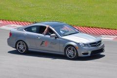 Sicherheits-Auto in 2012 F1 kanadisches großartiges Prix stockbild