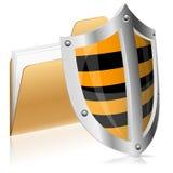 Sicherheits-Computer-Daten-Konzept Stockfotos