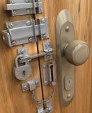 Sicherheits-Konzept Stockbild