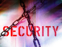 Sicherheits-Konzept Stockbilder