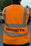 Sicherheitsbeamte lizenzfreies stockbild