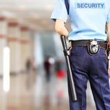 Sicherheitsbeamte Lizenzfreie Stockfotos