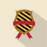 Sicherheitsdesign Stockbild