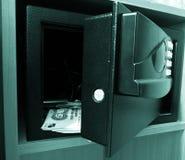 Sicherheitskasten Stockfotografie