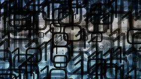 Sicherheitskonzept der neuen Technologie vektor abbildung