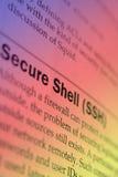 Sicherheitssystem lizenzfreie stockfotos