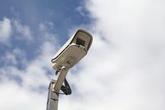 Sicherheitsvideokamera Lizenzfreie Stockbilder