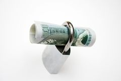 Sichern Sie Pound Stockfotos