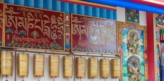 SICHUAN, ΚΙΝΑ - 15 ΙΟΥΛΊΟΥ 2014: Ναός Degongbu (ναός Hans Στοκ Εικόνα
