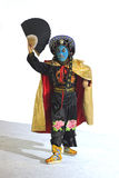 Sichuan πρόσωπο οπερών (πρόσωπο που αλλάζει) Στοκ εικόνα με δικαίωμα ελεύθερης χρήσης