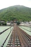 Sichuan της Κίνας επαρχία LuDingQiao στοκ φωτογραφίες