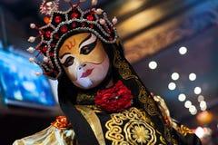 Sichuan όπερα - Chengdu στοκ εικόνες