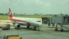 Sichuan Airlines banque de vidéos