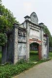 Sichuan AnRen ancient buildings Stock Images