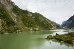 Sichuan, China Lake (Haizi) Stock Images