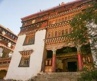 Sichuan des China-Tibetanertempels Lizenzfreie Stockbilder