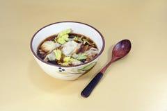 Sichuan dumplings Royalty Free Stock Photography