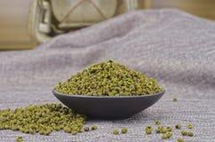 Sichuan Green Pepper stock photo