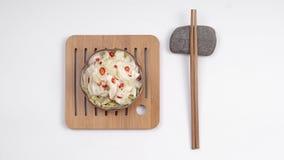 Sichuan Kimchi, gourmet image stock