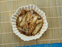 Sichuan Napa Cabbage. Suan La Bai Cai, vegetable side dish in China stock photo