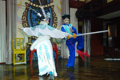 Sichuan Opera Stock Photos