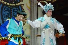 Sichuan Opera stock photography