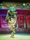 Sichuan opera Arkivfoton