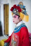 Sichuan opera - Chongzhou Royaltyfri Bild