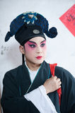 Sichuan opera - Chongzhou Arkivbild