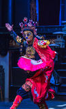 Sichuan operaframsida Royaltyfri Fotografi