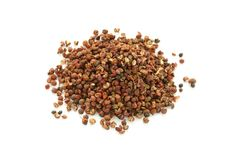 Sichuan pepper. Traditional chinese herbal medicine Stock Images