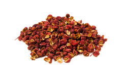 Sichuan pepper. Cooking ingredient series    sichuan pepper. for adv etc. of restaurant,grocery,and others Royalty Free Stock Photos