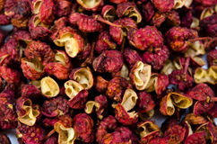 Sichuan pepper Stock Photo