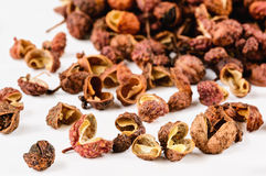 Sichuan pepper Stock Image