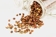 Sichuan pepper Stock Image