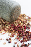 Sichuan pepper Royalty Free Stock Photo