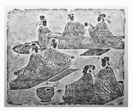 Sichuan Provincial Museum Royalty Free Stock Images
