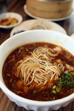 Sichuan Ramen Royalty Free Stock Photography