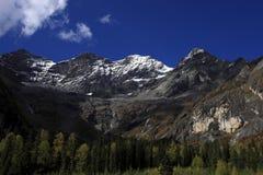 Sichuan Shuangqiao Gou Siguniang Nature Imagenes de archivo