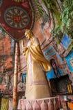 Sichuan Sinan Bambusowy Denny Sceniczny punkt Obraz Royalty Free